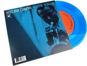 Miles Davis: Blue Christmas (Colored Vinyl) Vinyl 7
