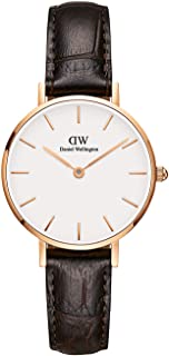 Daniel Wellington Women's Analogue Quartz Watch with Leather Strap DW00100232