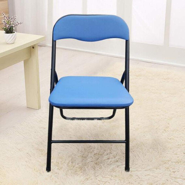 LKKZDY Freizeitzone Stühle Garten Außenterrasse Außenterrasse Außenterrasse Klappstühle Liegestühle Liegestühle (Farbe   Blau) B07MDC2JRY | Spielzeugwelt, glücklich und grenzenlos  6b6406