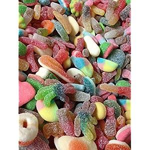 1kg mixed fizzy sweets assortment 1kg 1kg Mixed Fizzy Sweets Assortment 1kg 61Q PWv90JL