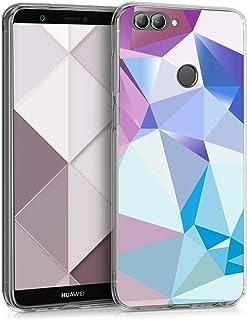 549bd50d88d kwmobile Funda para Huawei Enjoy 7S / P Smart - Carcasa de [TPU] para