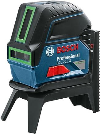 Nível à Laser GCL 2-15 G, Bosch 0601066J00-000, Azul