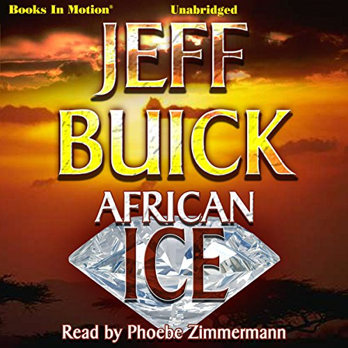 African Ice audiobook cover art