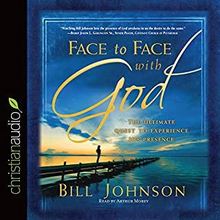 Face to Face with God audiobook cover art