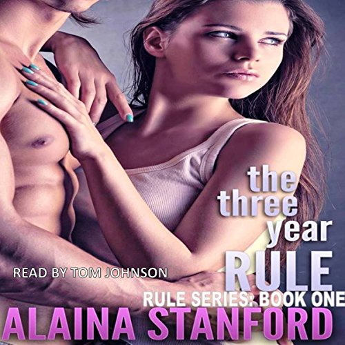 Three Year Rule audiobook cover art
