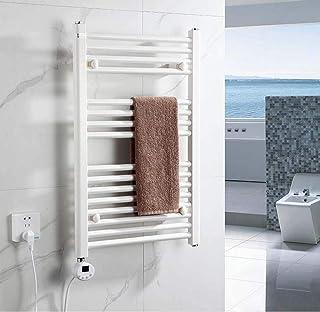 FREIHE Toallero Calefactor Inteligente, radiador eléctrico para Toallas montado en la Pared, toallero Calentador para baño de Hotel en casa, Secado a Temperatura Constante, 770X500 mm