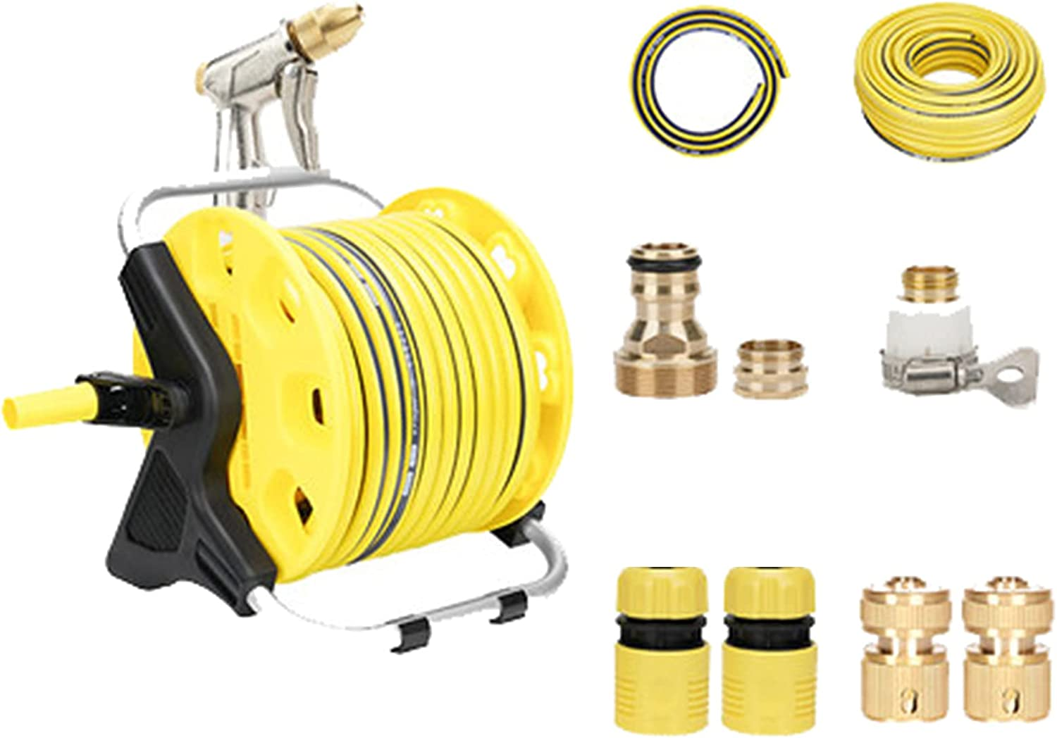 tools Portable Installation-Free Reel Ho kit Retractable New products world's highest quality popular Garden Sales results No. 1