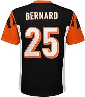 Outerstuff Giovani Bernard Cincinnati Bengals Black Youth Home Mid Tier Jersey
