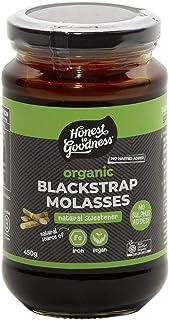 Honest to Goodness Organic Blackstrap Molasses, 450g