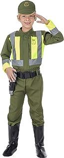 Banyant Toys Disfraz Policia de Trafico 5-6 años