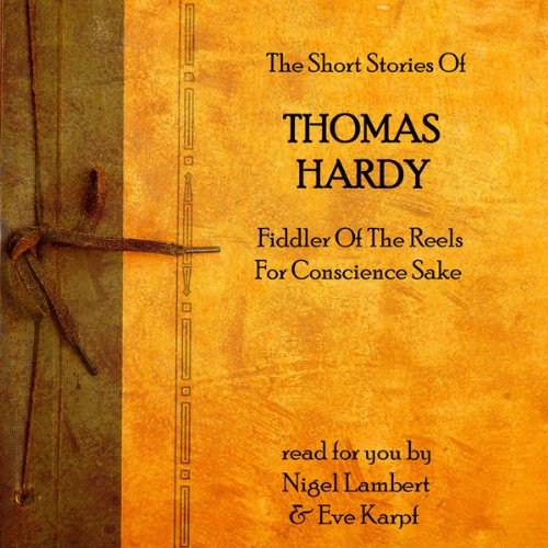 Thomas Hardy audiobook cover art