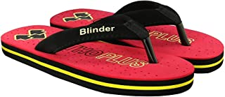 Blinder Men's Ortho Plus Comfortable Cushion Doctor Advised Orthopaedic Slipper