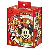 スケーター キャラカレー ミッキーマウス カレーやピラフのデコレーション ディズニー 日本製 LKC3