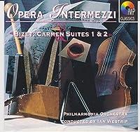 Various Intermezzi Opera