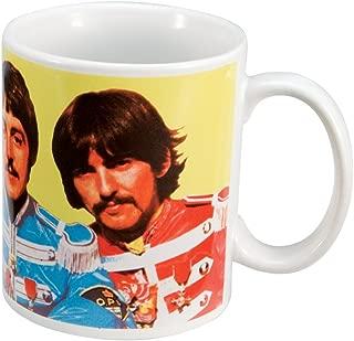 Vandor 64061 The Beatles Ceramic Mug Sgt. Peppers, Multicolored, 12-Ounce