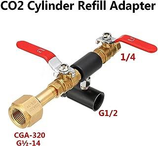 CGA-320 G5/8 Refill Adapter 24