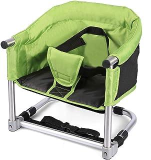 ベビーチェア ローチェア ベビーお食事チェア テーブルチェア 折畳椅子 スマートローチェア 持運び簡単 6ヶ月~3歳まで適用 収納袋付き