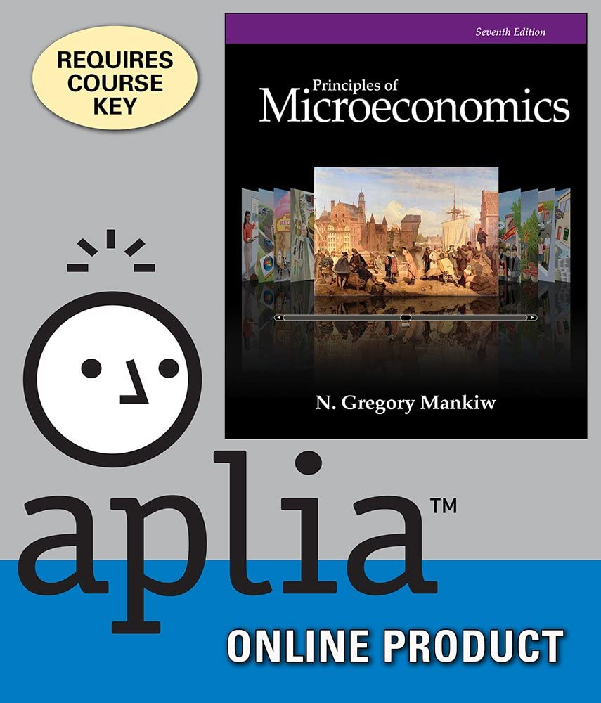 Aplia Wholesale 2021 spring and summer new for Mankiw's Principles of Edition 7th Microeconomics