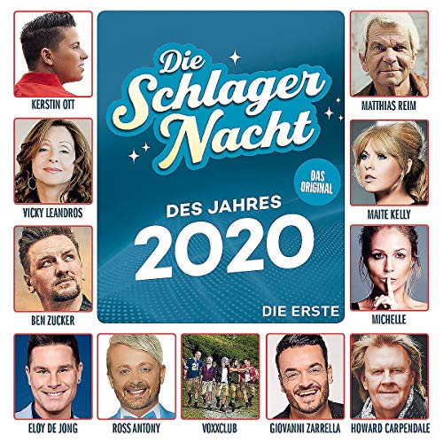 Die Schlagernacht des Jahres 2020 - Die Erste