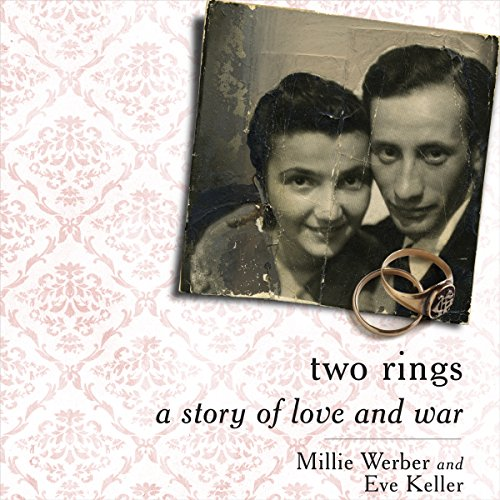 Two Rings audiobook cover art