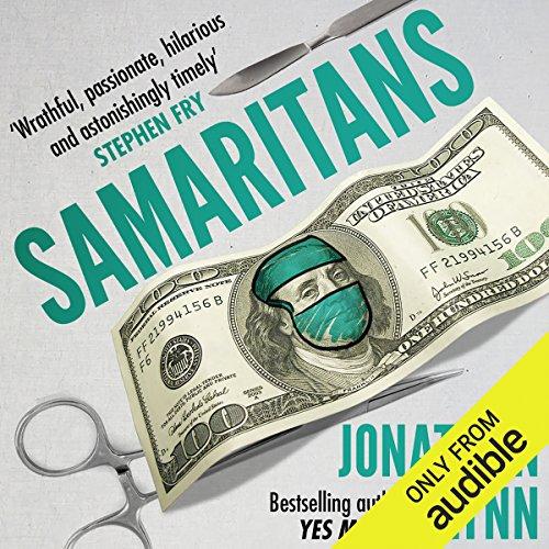 Samaritans audiobook cover art