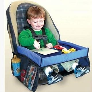 WDXIN Bandeja Viaje Niños Asiento Coche ImpermeableSeguro y Comodo Facil instalacion Adecuado para Asientos de Coche, cochecitos de bebé