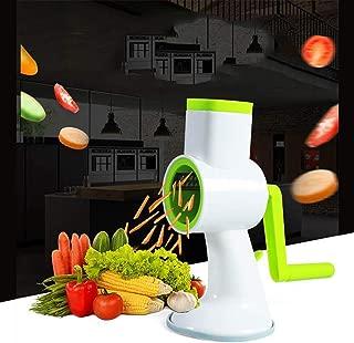 4 in1 Vegetable Chopper Mandoline Slicer-Vegetable Slicer Dicer-Onion Chopper Food Chopper Veggie Slicer Manual Mandoline for Cabbage,Carrot,Potato,Tomato