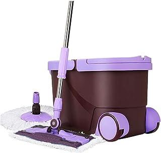 モップ デュアルドライブ回転モップ、家庭用怠惰な人々スピンモップ、無洗車モップ、毎日の清掃 スピンモップ (Size : 50*29.5*30CM)