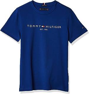 Tommy Hilfiger Essential Logo Tee S/S Chemise Garçon