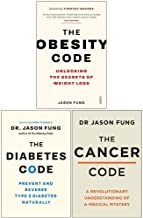Jason Fung The Wellness Code Series 3 Books Collection Set (The Obesity Code, The Diabetes Code, The Cancer Code)