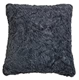 Couchkissen Dekokissen Sofakissen   Grau   45x45 cm