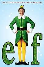 Studio B Elf One Sheet Christmas Movie Poster 24x36 inch