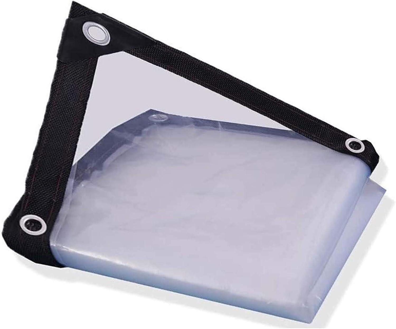 ランキングTOP10 FOGUO Clear Tarpaulin Cover Waterproof10' He Tarps x 16' WEB限定