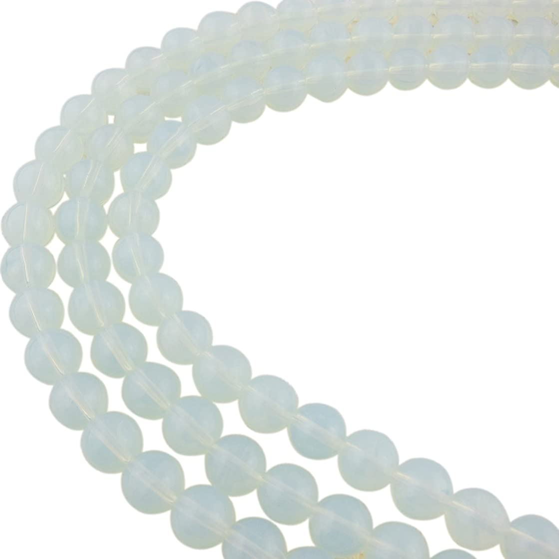 8MM Opal Gemstone Gem Round Loose Stone Beads for Jewelry Making&DIY&Design (RS-1002-8)