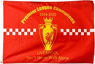 ERSSWUQMY Football Club Flag Banner for Indoor Or Outdoor/Hanging Flags/Decoration Hanging Flags