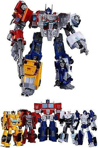 100% garantía genuina de contador Transformer UW05 Convoy ground ground ground prime Figure by Transformers  solo para ti