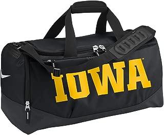 Nike Iowa Hawkeyes Team Training Medium Duffle Bag