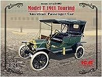 ICM 1/24 T型 フォード 1910 ツーリング プラモデル