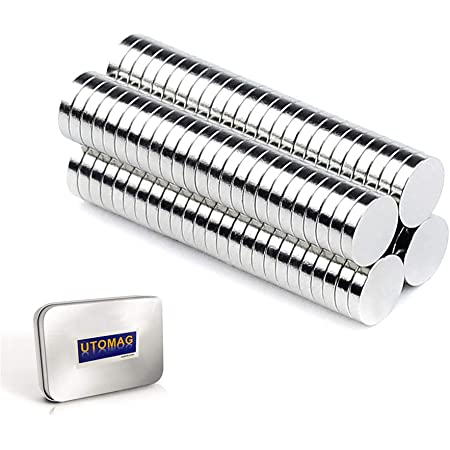 Magnet Expert 8 mm de diam/ètre x 25 mm de long N42 N/éodyme Aimant 3.1 kg Pull Lot de 4