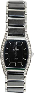 Casual Watch for Women by Olivera, Multi Color, Tonneau, OL221