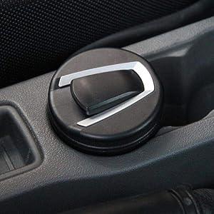 limingCenicero Led para coche, taza de almacenamiento para cenicero para Nissan Teana X-Trail Qashqai Livina Tiida Sunny March Murano Geniss Juke Accesorios