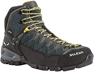Salewa Mens Trainer Mid GTX Alpine Trekking Boot Black Size: