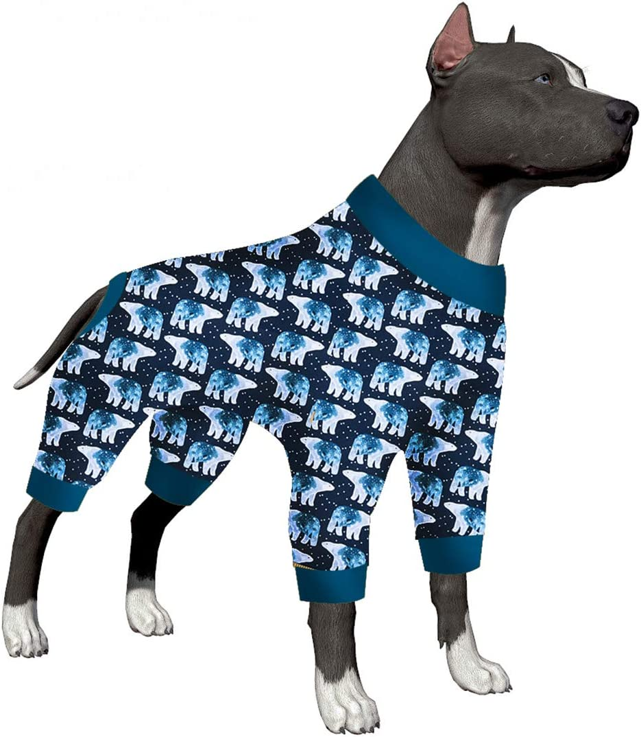 LovinPet Big Dog Pajamas アイテム勢ぞろい 商い Post Triang UV Protection Shirt Surgery