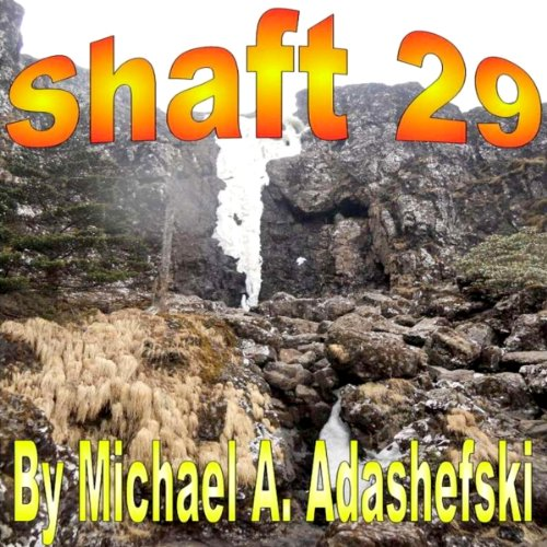 Shaft 29 audiobook cover art