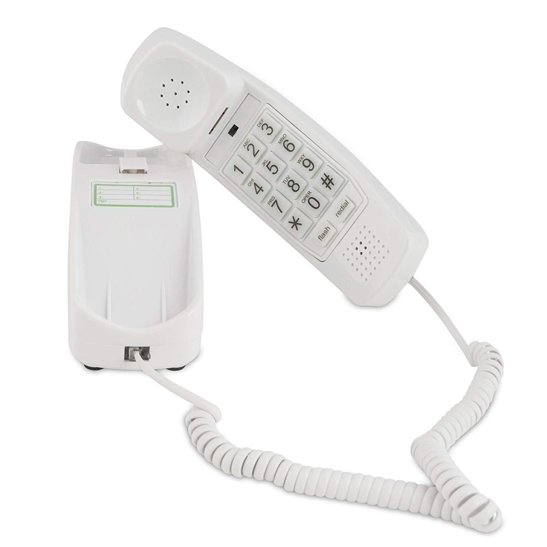 Trimline Corded Phone impaired Telephone