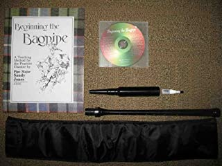 Gibson Long Practice Chanter & SJ Kit