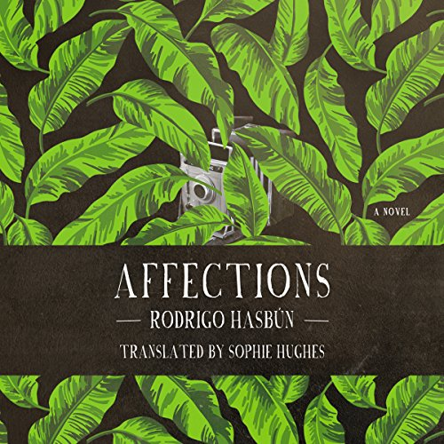 Affections audiobook cover art
