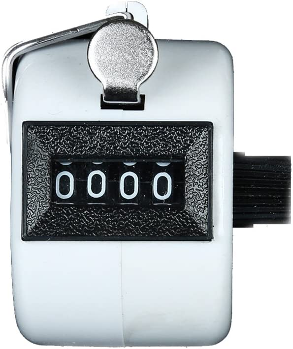 Yonger Handheld Tally 5 ☆ popular Counter 4 Digit for Sport Max 41% OFF Coac Lap Display