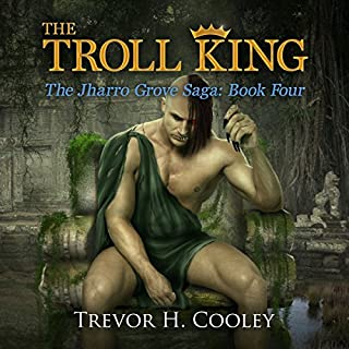 The Troll King audiobook cover art