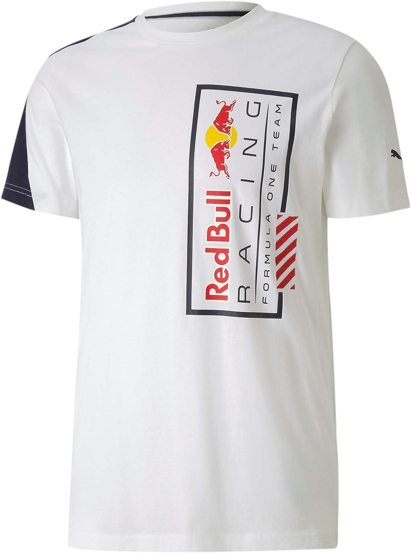Puma Red Bull Racing Logo Tee T Shirt Bekleidung